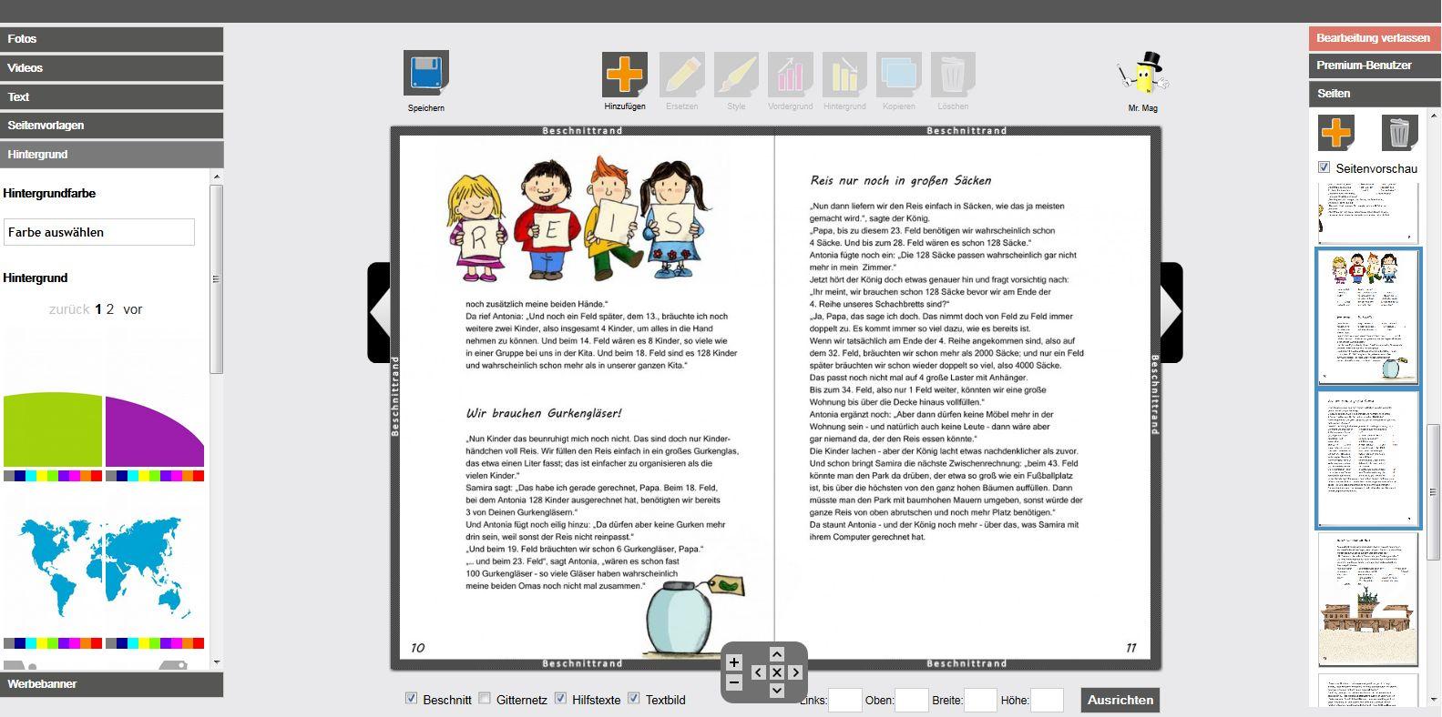 How to create an e-book